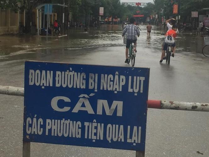 Hàng vạn căn nhà ở Hà Tĩnh chìm trong nước, 2 người tử vong - ảnh 5