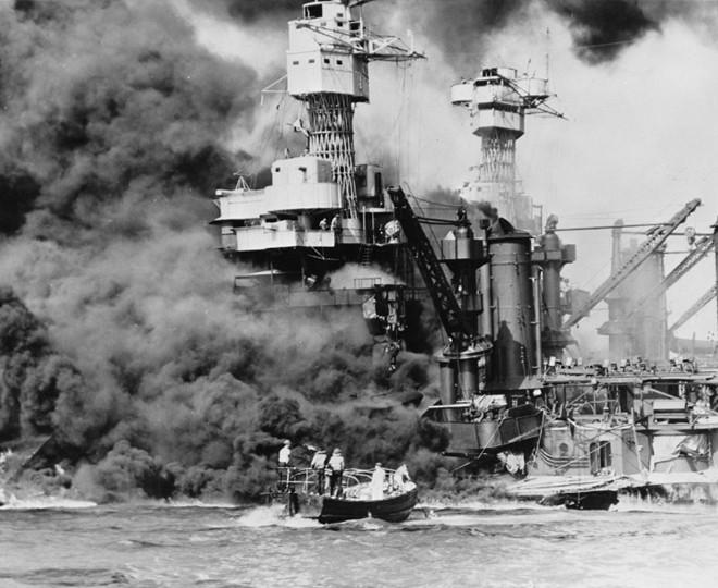 Trận đánh bất ngờ vào Trân Châu Cảng 75 năm trước - ảnh 10