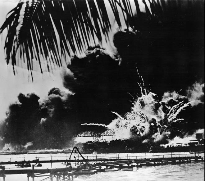 Trận đánh bất ngờ vào Trân Châu Cảng 75 năm trước - ảnh 1