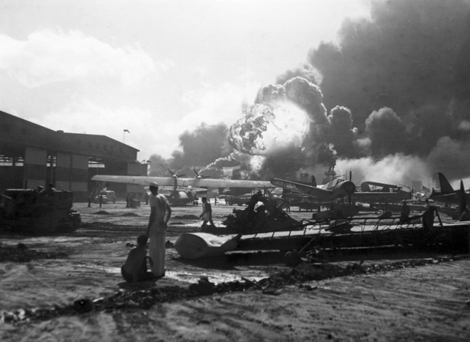 Trận đánh bất ngờ vào Trân Châu Cảng 75 năm trước - ảnh 3
