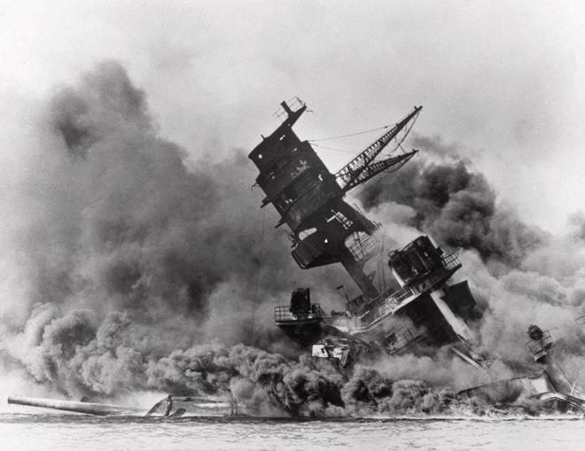 Trận đánh bất ngờ vào Trân Châu Cảng 75 năm trước - ảnh 4