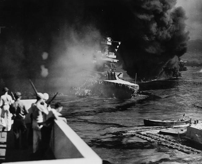 Trận đánh bất ngờ vào Trân Châu Cảng 75 năm trước - ảnh 8