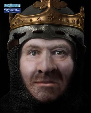 Vua Scotland 700 năm trước giống... Wayne Rooney - ảnh 1