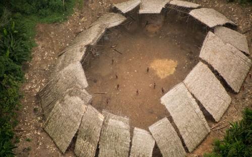 Bộ tộc sắp tuyệt chủng được phát hiện trong rừng Amazon - ảnh 1
