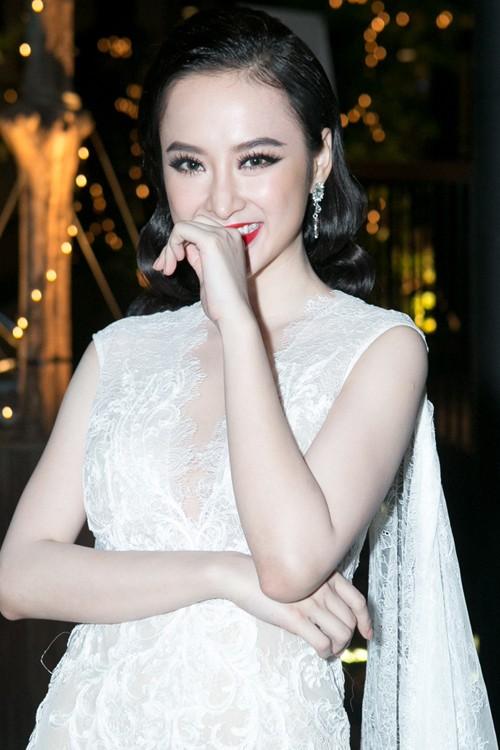 Angela Phương Trinh lộng lẫy khoe sắc cùng Thủy Top - ảnh 3