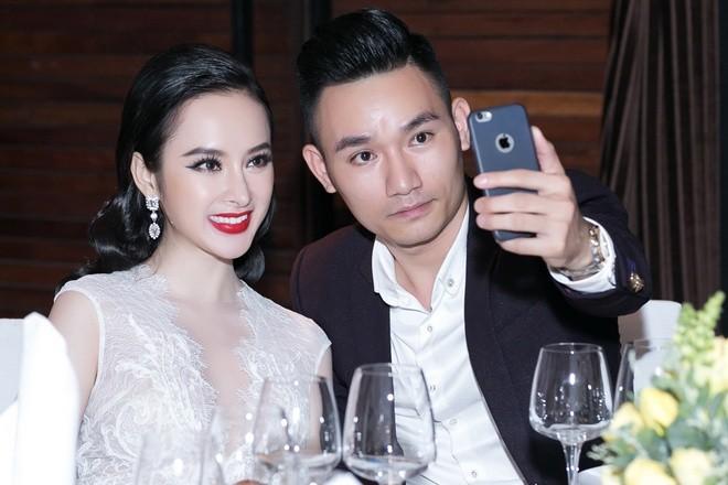Angela Phương Trinh lộng lẫy khoe sắc cùng Thủy Top - ảnh 4