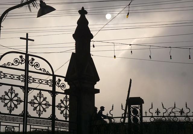 Giáng sinh về bên những nhà thờ tuyệt đẹp ngoại ô Hà Nội - ảnh 6