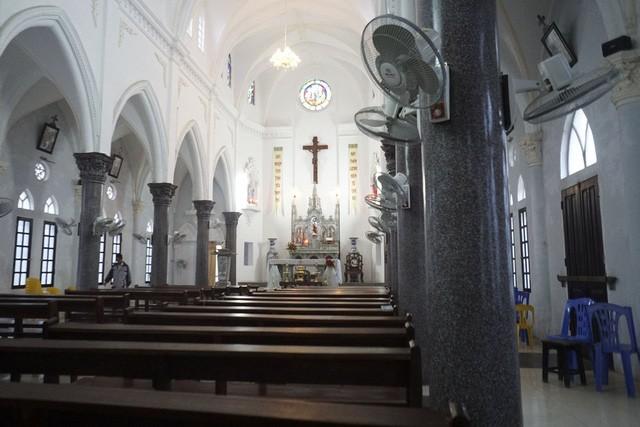 Giáng sinh về bên những nhà thờ tuyệt đẹp ngoại ô Hà Nội - ảnh 9