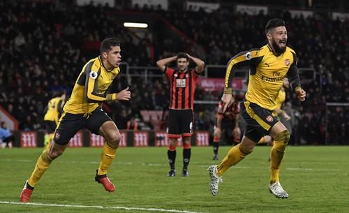 HLV Wenger nói gì sau trận hoà 'điên rồ' với Bournemouth? - ảnh 1