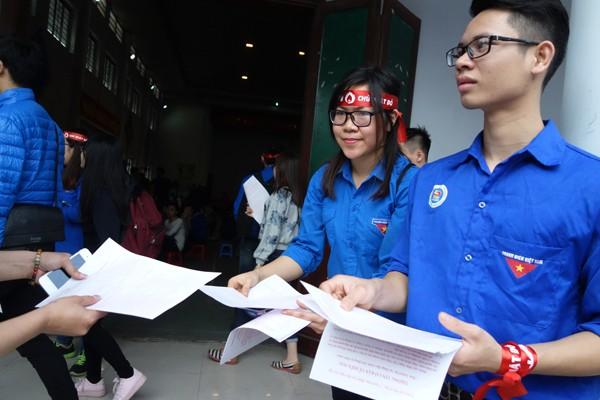 Chủ nhật Đỏ tại Hải Phòng: Hiến máu là nhu cầu tự thân - ảnh 2