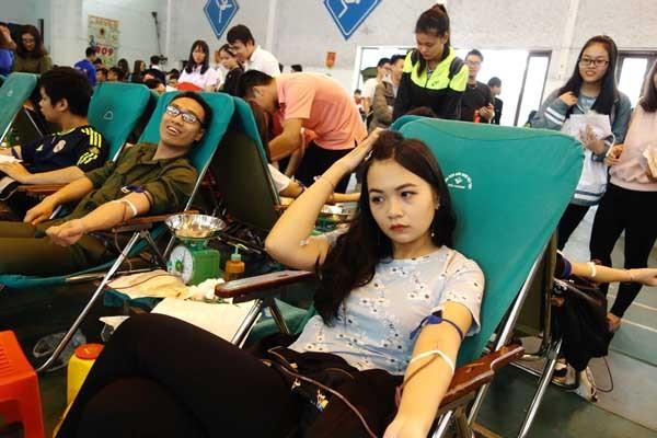Chủ nhật Đỏ tại Hải Phòng: Hiến máu là nhu cầu tự thân - ảnh 1