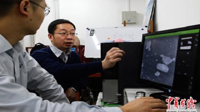 'Sát thủ' ẩn dưới khẩu trang trong 10 ngày hít khí trời Bắc Kinh - ảnh 1