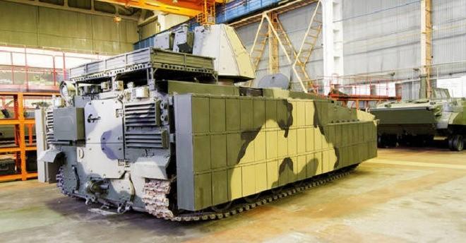 Lò sản sinh những cỗ xe thiết giáp danh tiếng nhất của Nga - ảnh 7