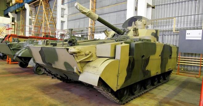 Lò sản sinh những cỗ xe thiết giáp danh tiếng nhất của Nga - ảnh 8
