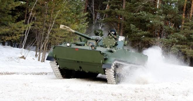 Lò sản sinh những cỗ xe thiết giáp danh tiếng nhất của Nga - ảnh 9