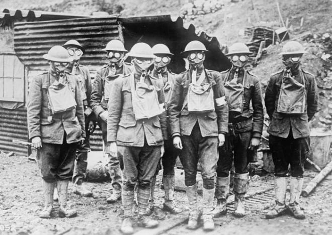 5 loại vũ khí đáng sợ nhất trong Thế chiến I - ảnh 6