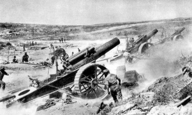 5 loại vũ khí đáng sợ nhất trong Thế chiến I - ảnh 7