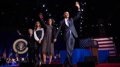 Ông Obama sẽ làm gì sau khi rời Nhà Trắng? - ảnh 1