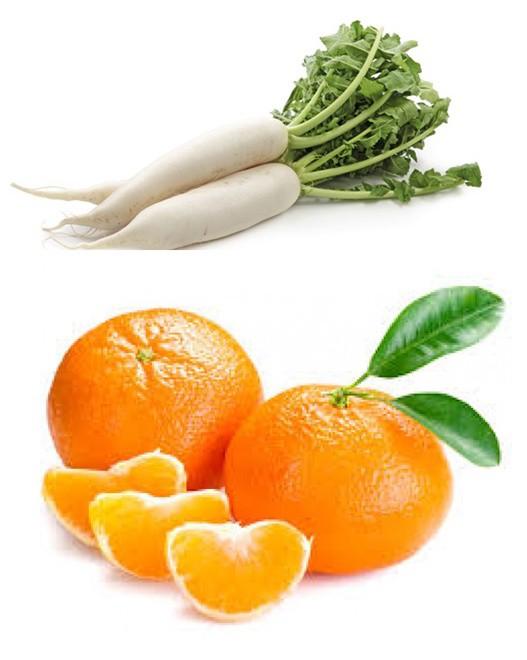 5 cặp thực phẩm kỵ dùng chung vì dễ sinh bệnh - ảnh 1