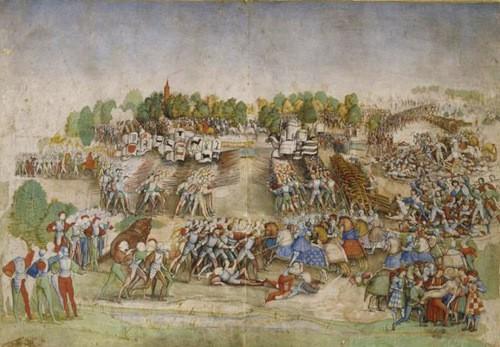 Trận đánh đẫm máu khiến Thụy Sĩ không tham chiến suốt 500 năm - ảnh 1