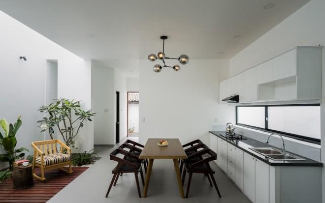 Ngỡ ngàng 'nhà cấp 4' đẹp như biệt thự ở Bình Thuận - ảnh 10
