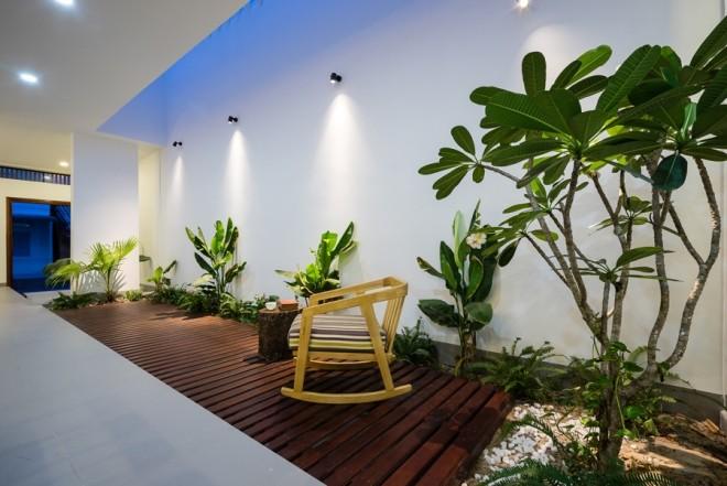 Ngỡ ngàng 'nhà cấp 4' đẹp như biệt thự ở Bình Thuận - ảnh 11