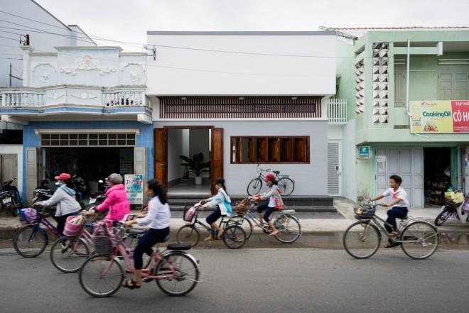 Ngỡ ngàng 'nhà cấp 4' đẹp như biệt thự ở Bình Thuận - ảnh 2