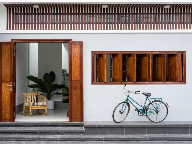 Ngỡ ngàng 'nhà cấp 4' đẹp như biệt thự ở Bình Thuận - ảnh 4