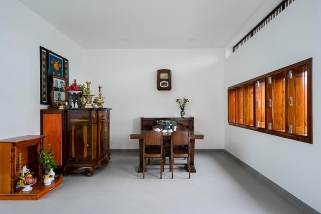 Ngỡ ngàng 'nhà cấp 4' đẹp như biệt thự ở Bình Thuận - ảnh 7