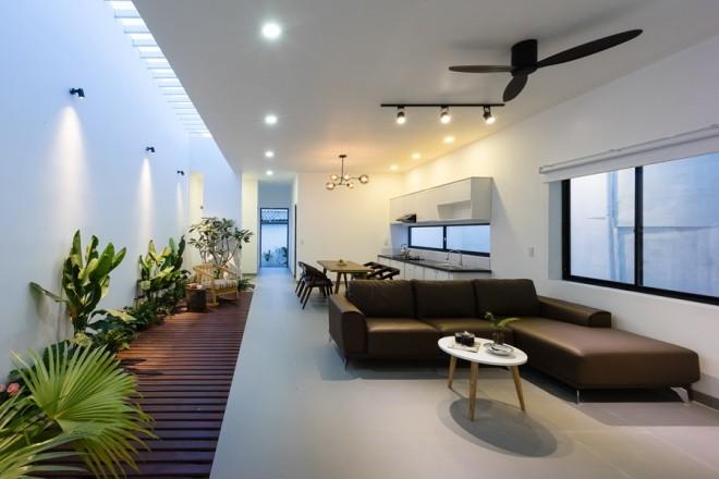 Ngỡ ngàng 'nhà cấp 4' đẹp như biệt thự ở Bình Thuận - ảnh 8