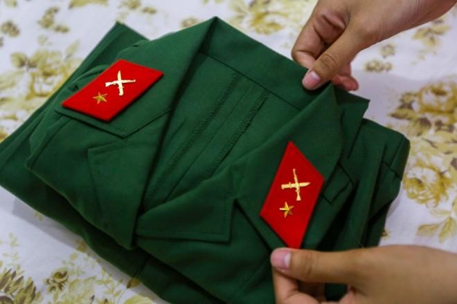 Đêm trước ngày lên đường ngập ngũ của nữ sinh Sài Gòn - ảnh 4