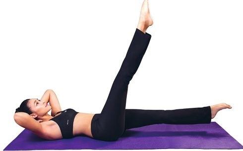 Một số động tác giúp cải thiện hụt hơi, thở dốc - ảnh 4