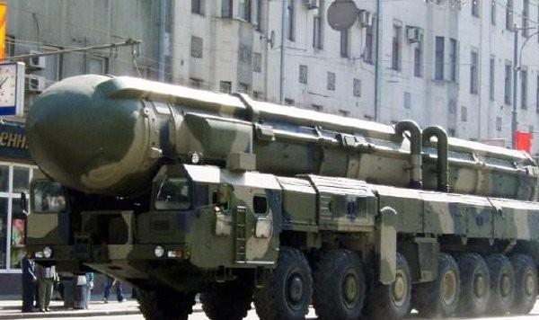 Hình ảnh dàn tên lửa đạn đạo chiến lược mới của Nga - ảnh 1