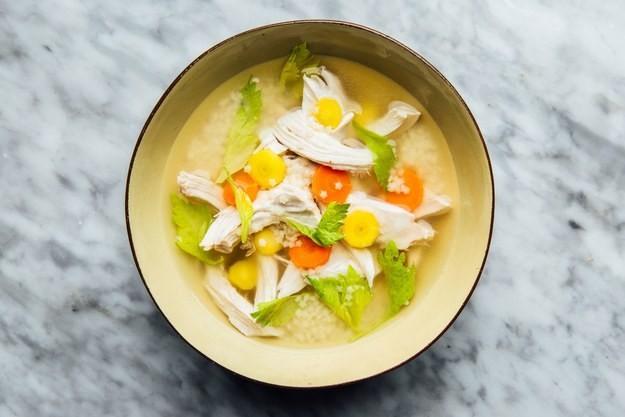 Món ngon dễ làm bổ dưỡng đẹp mắt với súp miso - ảnh 3