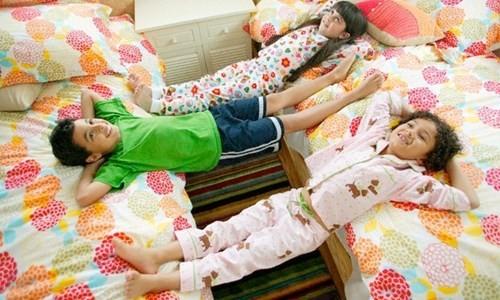 Trẻ ngủ vào 'giờ vàng' nào sẽ tăng trưởng chiều cao? - ảnh 1