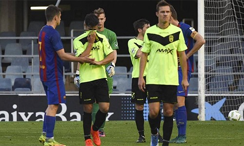 Trận thắng 12-0 của Barca B bị nghi dàn xếp tỷ số - ảnh 1