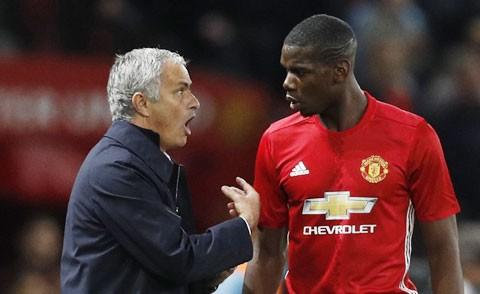 Mourinho ngứa mắt với các sao trẻ M.U - ảnh 3