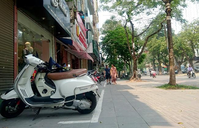 Hà Nội sau một tháng dọn dẹp vỉa hè  - ảnh 9