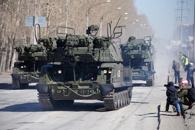 """Những """"vệ binh bầu trời"""" dũng mãnh của Không quân Nga - ảnh 11"""