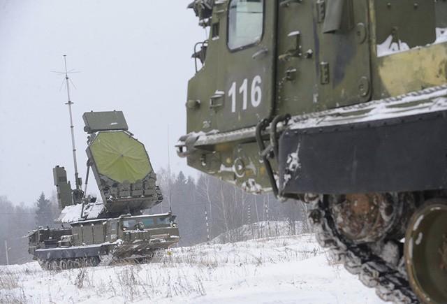 """Những """"vệ binh bầu trời"""" dũng mãnh của Không quân Nga - ảnh 7"""