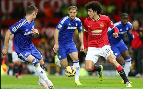 Mourinho dùng vô chiêu thắng hữu chiêu - ảnh 1