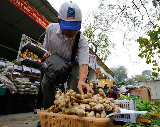 Hơn 300 gian hàng tham gia hội chợ nông sản   - ảnh 10