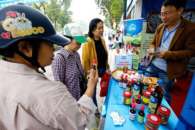 Hơn 300 gian hàng tham gia hội chợ nông sản   - ảnh 5