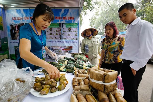 Hơn 300 gian hàng tham gia hội chợ nông sản   - ảnh 6