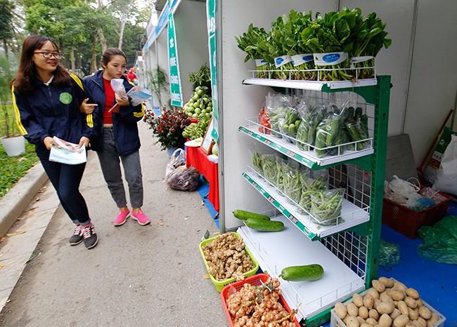 Hơn 300 gian hàng tham gia hội chợ nông sản   - ảnh 8