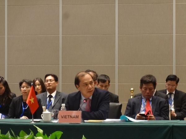 Asean - Trung Quốc nhất trí dự thảo khung COC - ảnh 1