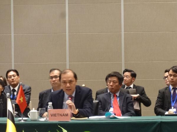 Asean - Trung Quốc nhất trí dự thảo khung COC - ảnh 2