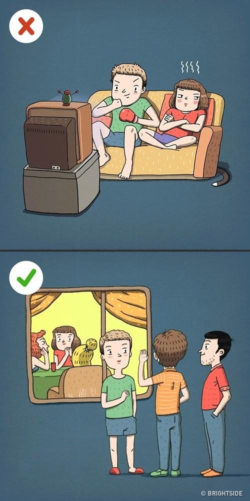 nguyên tắc giữ gìn hạnh phúc gia đình - ảnh 4
