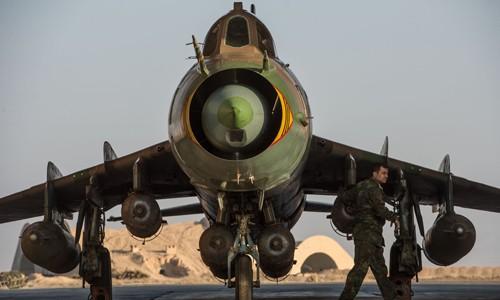Vụ Mỹ bắn hạ Su-22: Bước ngoặt trên chiến trường Syria - ảnh 6