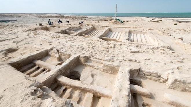 Khám phá di sản thế giới duy nhất của Qatar - ảnh 1